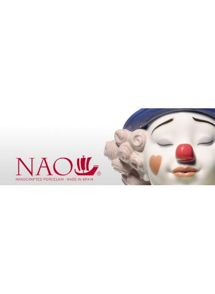 NAO фарфоровые статуэтки Испания