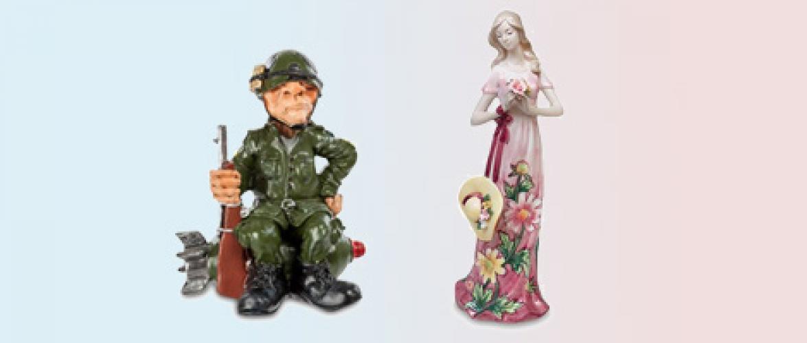 Мужские и женские подарки
