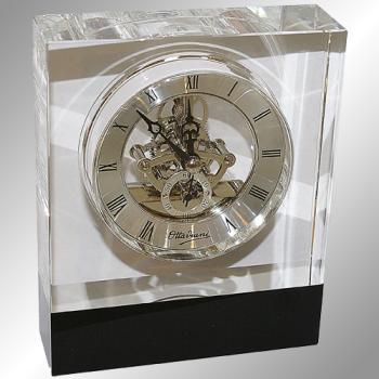 "Часы - стекло ""Квадрат"""