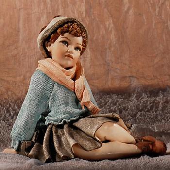 """Кукла """"Агнес"""""""