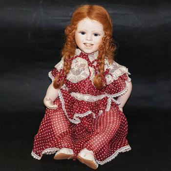 """Кукла """"Мелисса"""""""
