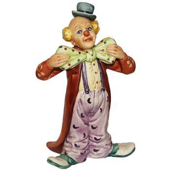 "Статуэтка ""Клоун с галстуком-бабочкой"""