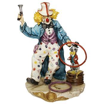 "Статуэтка ""Клоун жонглёр"""