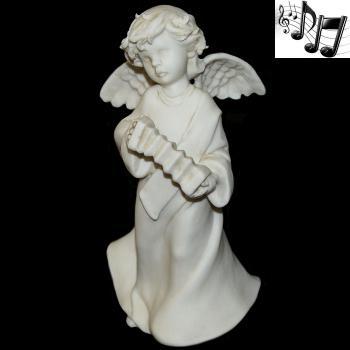 "Статуэтка музыкальная ""Ангел с гармошкой"""