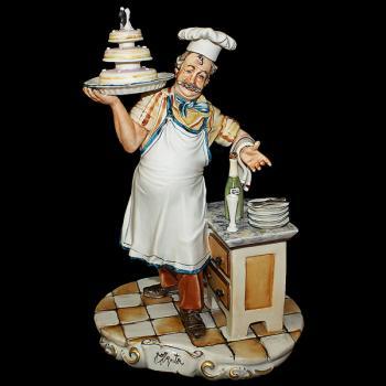 """Статуэтка """"Пекарь"""""""