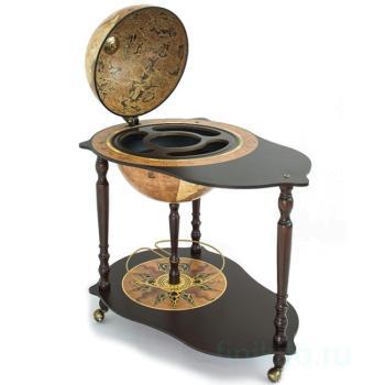 "Глобус-бар со столиком ""Микеланджело"""