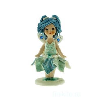 Девочка Эльфик в голубом