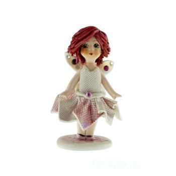 Девочка Эльфик в розовом