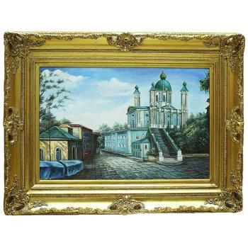 "Картина ""Андреевский собор"""