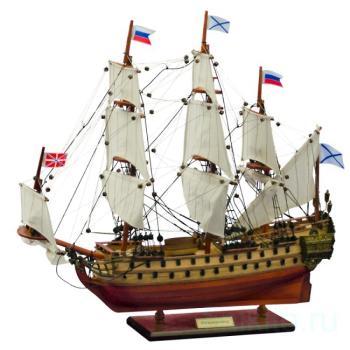 "Корабль ""Ингерманланд"" 1715 г."