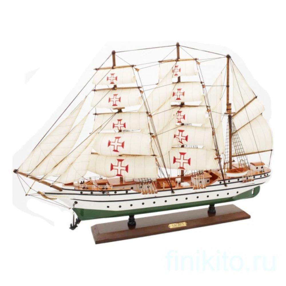 """Корабль """"Сагрес"""""""