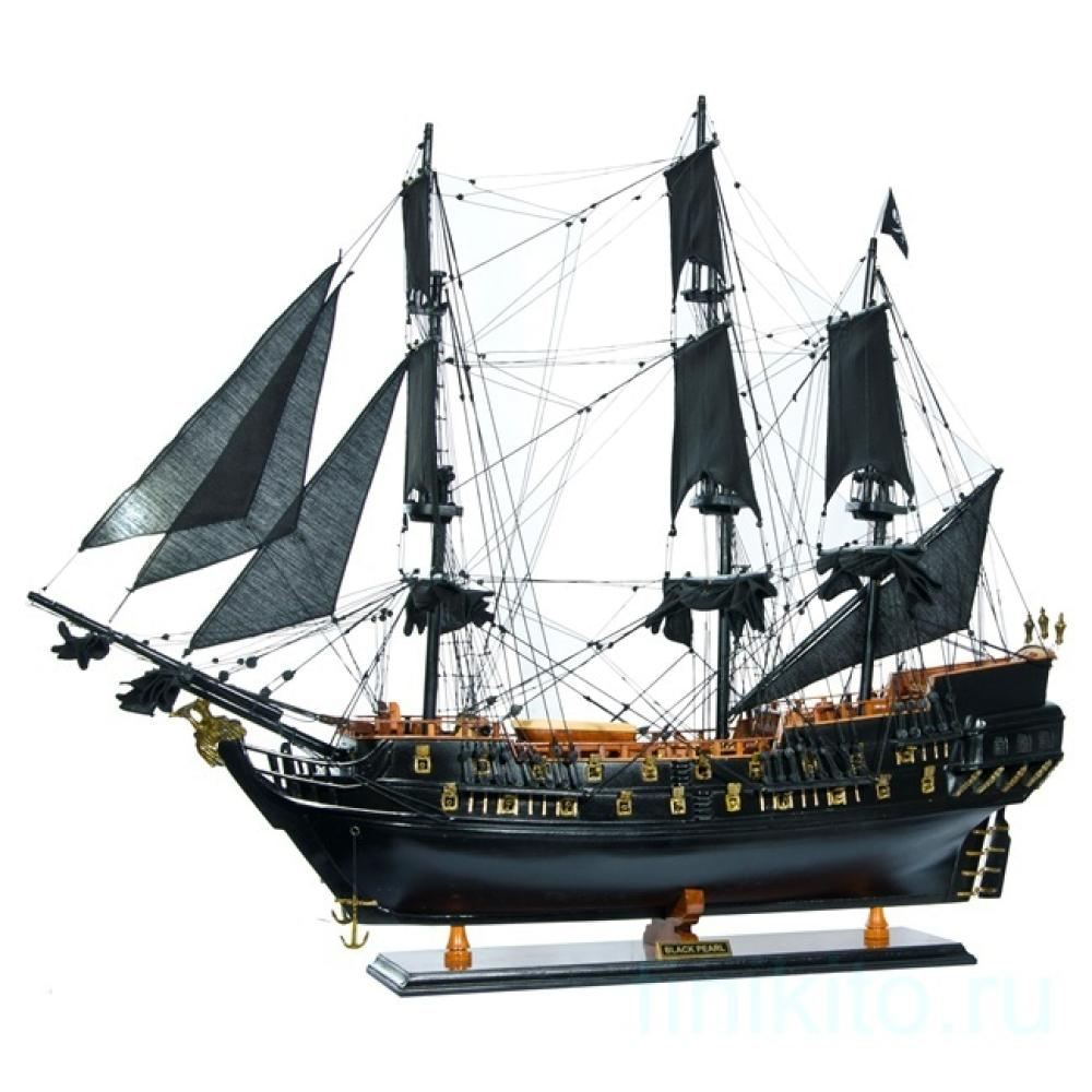 """Корабль """"Черная жемчужина"""""""