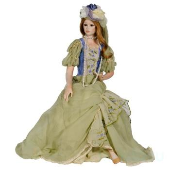 Кукла фарфоровая Elisabetta