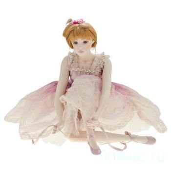 Кукла фарфоровая Ida