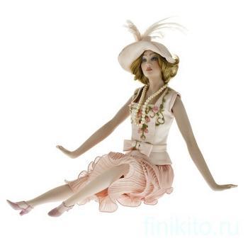 Кукла фарфоровая Lidia