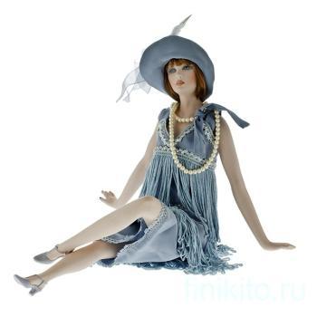 Кукла фарфоровая Luisa