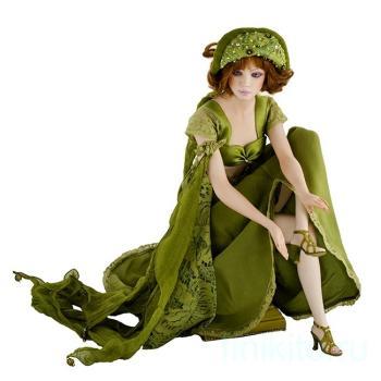 Кукла Фарфоровая Serena