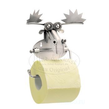 Лось - держатель для туалетной бумаги