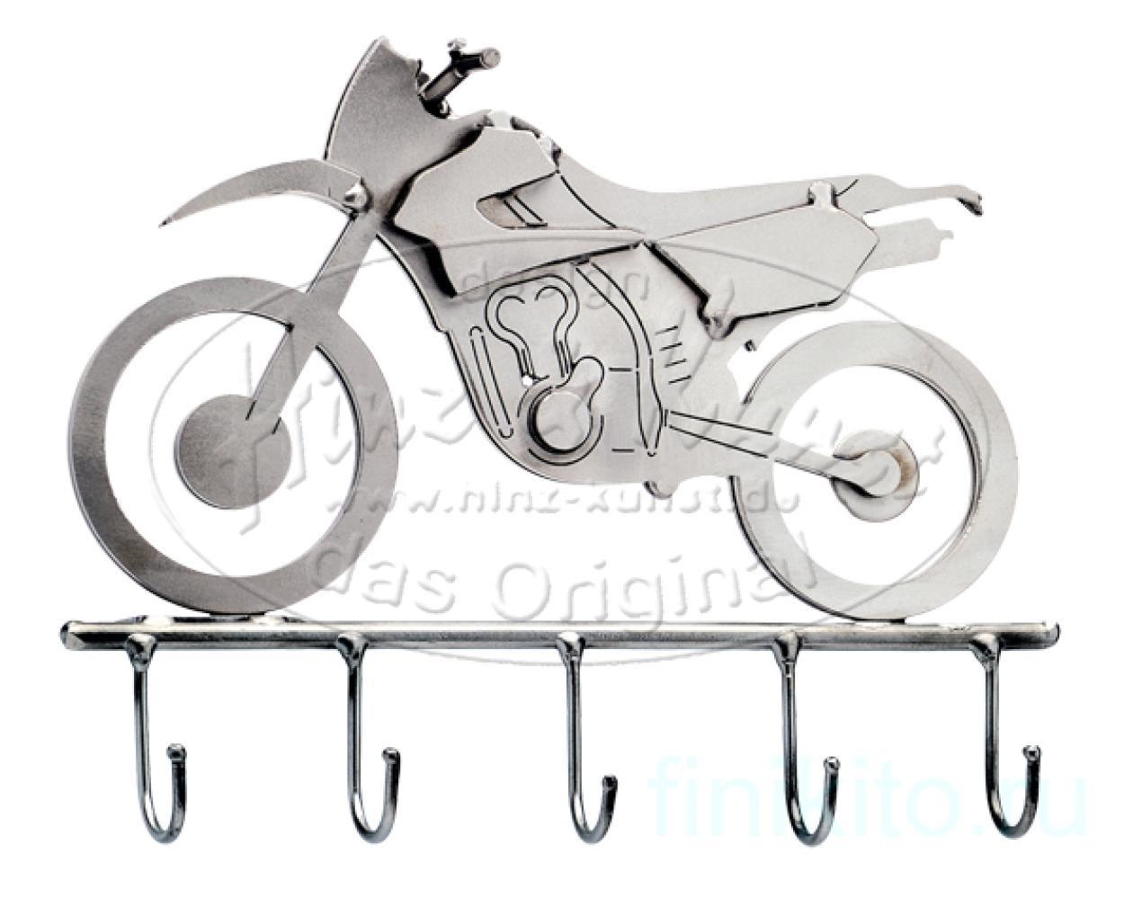 Мотоцикл - вешалка