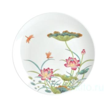 "Набор тарелок ""Лотос"" 20 см"
