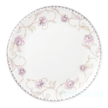 """Набор тарелок """"Нежность"""" 25,5 см"""