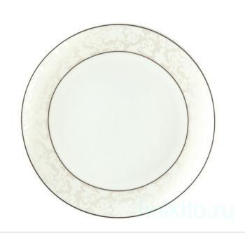 "Набор тарелок ""Пион белый"" 25,5 см"