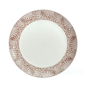 """Набор тарелок """"Сафари"""" 25,5 см"""