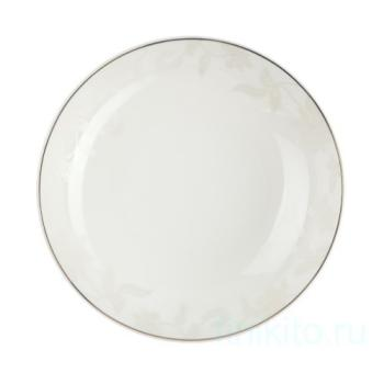 "Набор тарелок суповых ""Белый лотос"""
