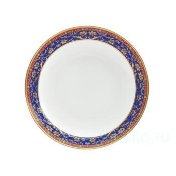 """Набор тарелок суповых """"Кобальт"""""""