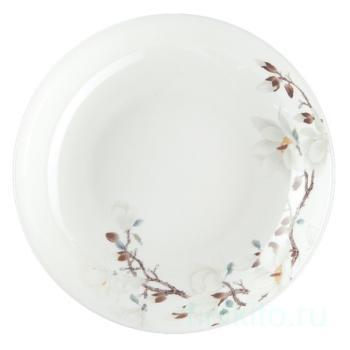 "Набор тарелок суповых ""Магнолия"""