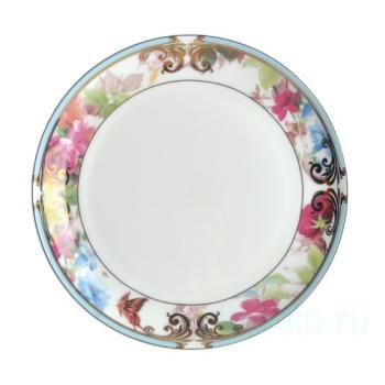 "Набор тарелок ""Цветущий сад"" 25,5 см"