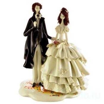 """Скульптура """"Свадебная пара"""""""