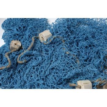 Сеть рыболовная синяя, 340х340 см