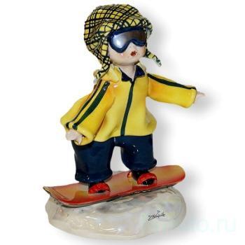 "Статуэтка ""Сноубордист"""