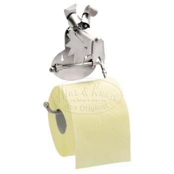 Собака - держатель для туалетной бумаги