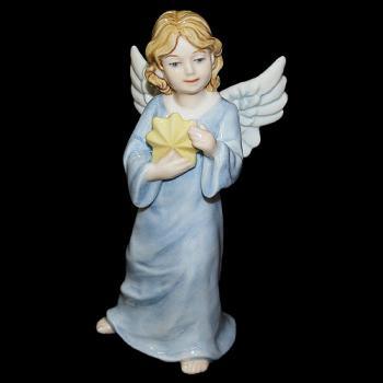 """Статуэтка """"Ангел-хранитель со звездой"""""""