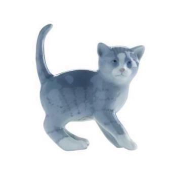 "Статуэтка ""Серый котенок"""