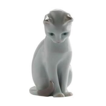 """Статуэтка """"Сидящий кот"""""""