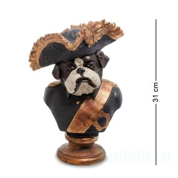 "Статуэтка ""Собака Адмирал"" 904438 Noble Style"