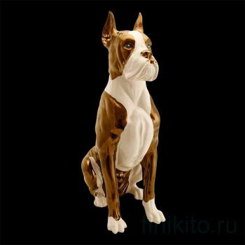 "Статуэтка ""Собака породы боксер"""