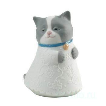 """Статуэтка NAO """"Голубой котенок"""""""