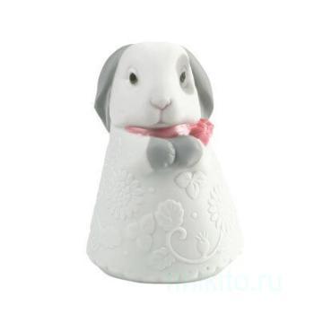 """Статуэтка NAO """"Кролик розовый"""""""