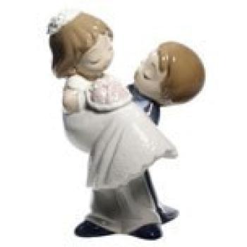 """Статуэтка NAO """"Любовь это...Мы"""""""
