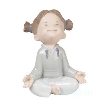 "Статуэтка NAO ""Мини медитация"""