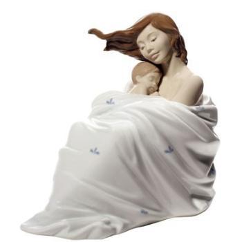 """Статуэтка NAO """"Спящий с мамой"""""""