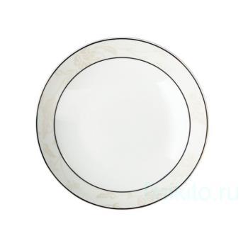 """Тарелка суповая """"Хризантема"""""""