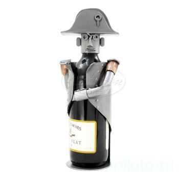 """Украшение д/бутылки """"Наполеон"""""""