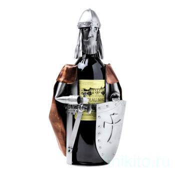 """Украшение д/бутылки """"Рыцарь"""""""
