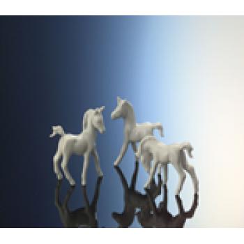 """Фигурка """"Лошадь"""" набор (3 фигурки по 2)"""