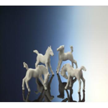 """Фигурка """"Лошадь"""" набор 4 шт."""